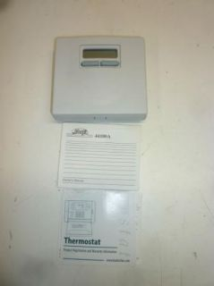Hunter Model 44100A Programmable Home Thermostat Heating Cooling