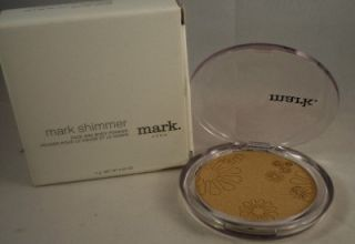 Avon Mark Shimmer Face and Body Powder