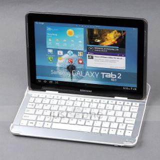 Tablet Ultra Slim Bluetooth Keyboard Case for Samsung Galaxy Tab10 1 P7510 P7500