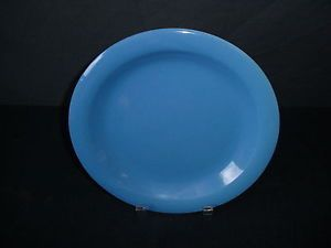 Gibson Everyday Housewares Blue Dinner Plate China Dinnerware 10 75 Inches