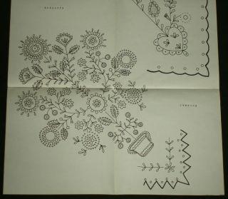 Book Czech Folk Costume Regional Bohemian Ethnic Fashion Embroidery Pattern Kroj