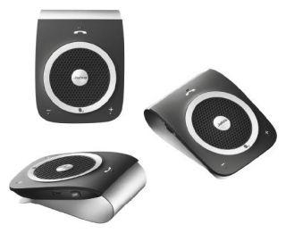 New SEALED Jabra Tour Bluetooth in Car Speaker Phone Travel Charger Bundle