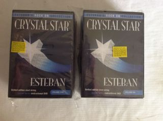 Esteban's Rock on Collection Crystal Star Master Series Instructional DVD's 1 10