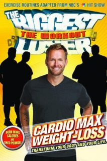 Biggest Loser Workout Cardio Max Weight Loss Lose DVD 057373213575