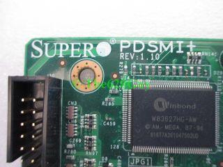 Supermicro Pdsmi Rev 1 10 Motherboard Intel Pentium D 3 0GHz CPU Heat Sink