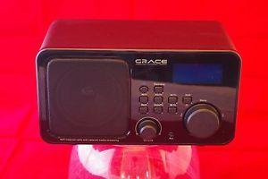Grace Wireless Internet Radio Model WYHIR1000 IR2000 for Parts Repair