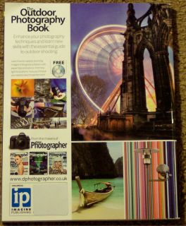 Outdoor Photography Book 260 Pages DVD Masterclass V2