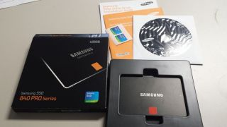 "Samsung 840 Pro 128GB SSD Solid State Drive 2 5"" Internal MZ 7PD128 China"