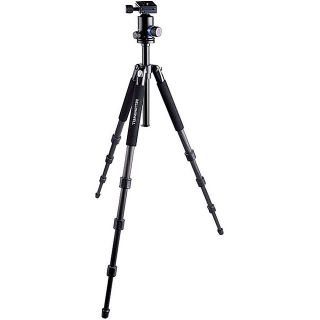 Bell Howell 70 inch Professional Carbon Fiber Tripod for Cameras Video