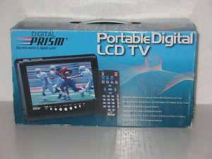 Prism Portable Digital LCD 7 inch TV
