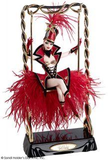 Bob Mackie Circus Barbie Doll Gold Label