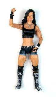 WWE Series 30 Wrestling AJ Lee Divas Women Wrestler Action Figure Kids Child Toy