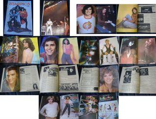 2 Kiss Thai Magazine 1980 Olivia Newton John Brooke Shields Jaclyn Tanya Farrah