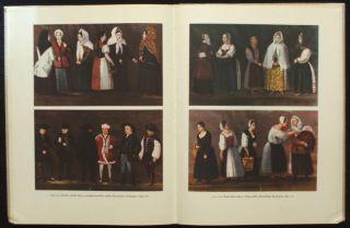 Book History of Slovak Folk Costume Ethnic Fashion Historic European Dress Art