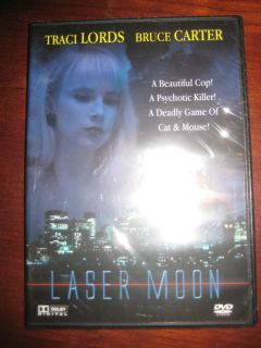 Laser Moon DVD 2005 New SEALED Adult Film Star Tracy Lords Free SHIP 625282805398