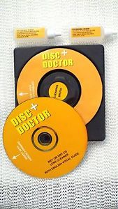 Disc Doctor CD and DVD Cleaner Laser Lens Cleaning Bluray Xbox Game ROM PS2 PS3