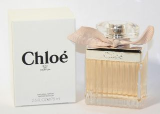 New in Tester Box Chloe by Chloe for Women Eau de Parfum EDP 75ml 2 5 oz Spray 088937547065
