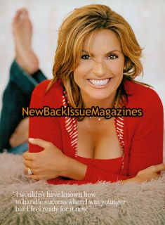 Redbook 12 05 Mariska Hargitay Jennifer Love Hewitt Hanes Ad December 2005 New