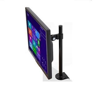 "LCD LED Monitor Desk Mount Stand Adjustable 14 15 17 18 19 20 21 22"""