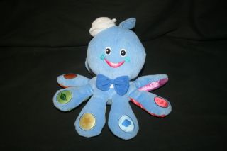 Baby Einstein Octoplush Musical Learning Toy