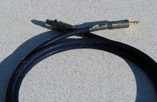 Moon Audio 5' Blue Dragon V3 AKG Headphone Cable