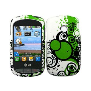 LG 800G 800 Tracfone Net10 Straight Talk Phone Snap on Hard Cover Case Magic