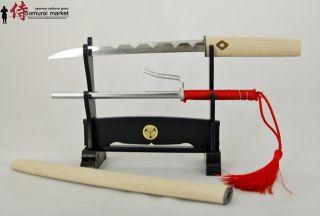"""Japanese Letter Opener 23 """"Sword Katana Samurai Ninja """""""