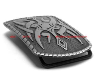 BBU1800AM Polynesian Maori Marquesan Celtic Tribe Tribal Tattoo Art Belt Buckle
