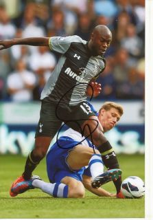 William Gallas Tottenham Hotspur Foto Mit Unterschrift 144767 Mik