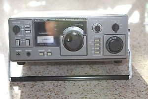 Kenwood R 1000 Communications Shortwave Radio Receiver