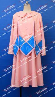 Fairy Tail Mavis Vermillion Cosplay Costume Custom Made Lotahk