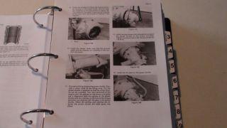 Case 580D Super D Loader Backhoe Service Manual New