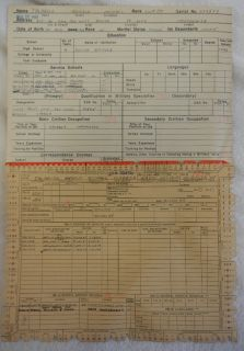 WW2 USMC Marine Pilot Log Book Documents Papers Photos