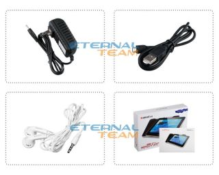 """7"""" Ainol Novo Fire Flame Android4 1 IPS Dual Core Dual Cam 16GB Bluetooth Tablet"""
