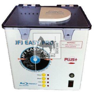 JFJ Easy Pro Plus Disc Repair Machine with Deluxe GameCube Repair Kit New