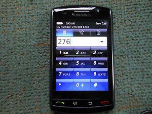 Verizon 3G Touch Screen Phones