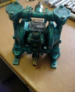 Sandpiper Air Powered Double Diaphragm Pump EB1 2 A