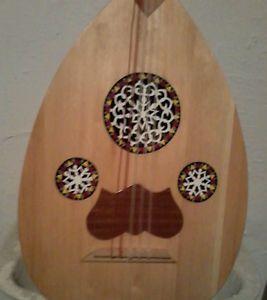 Oud Guitar Arab Lute Musical Instrument Lauta Arad Guitar SAZ Nandola Mandolin
