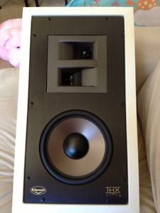 Klipsch KS 7800 THX in Wall Surround Speaker Used Only for Demo Purposes