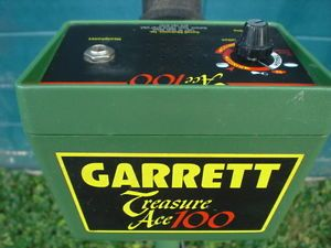 Garrett Treasure Ace 100 Metal Detector
