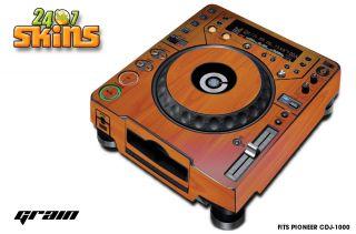 Pioneer CDJ 1000: DJ Turntables
