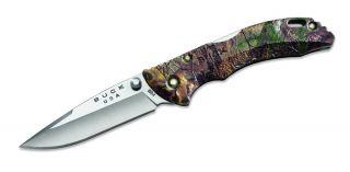 Buck Knives 284CMS18B Bantam BBW Lockback Realtree Xtra Camo Folding Blade Knife