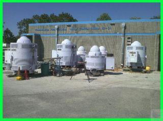 Model 3512 Caterpillar Generators 1275 kW 4160V 3 Phase Diesel