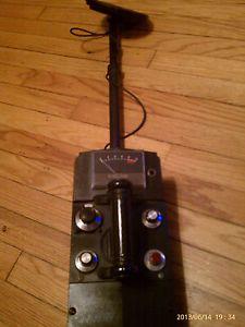 Jetco Treasure Hawk Vintage Metal Detector