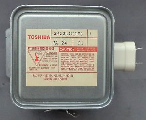 Details about Toshiba 2M231H (IF) MICROWAVE OVEN MAGNETRON