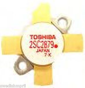 RF Amplifier Transistor CB HAM Radio Linear Amp Power Pill Watt