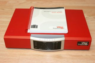 WatchGuard Firebox 1000 Model F3064H with User Guide