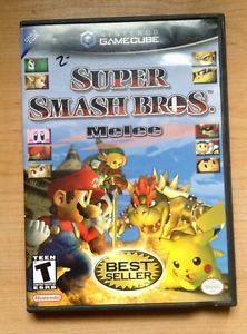Super Smash Bros Melee Complete