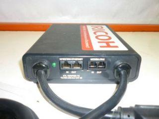 Ricoh ESP Digital QC Power Filter Model D5131NT Network Protection