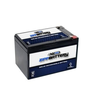 12V 12AH SLA Replacement Battery for Kid Trax Fire Truck KT1003 Riding Car